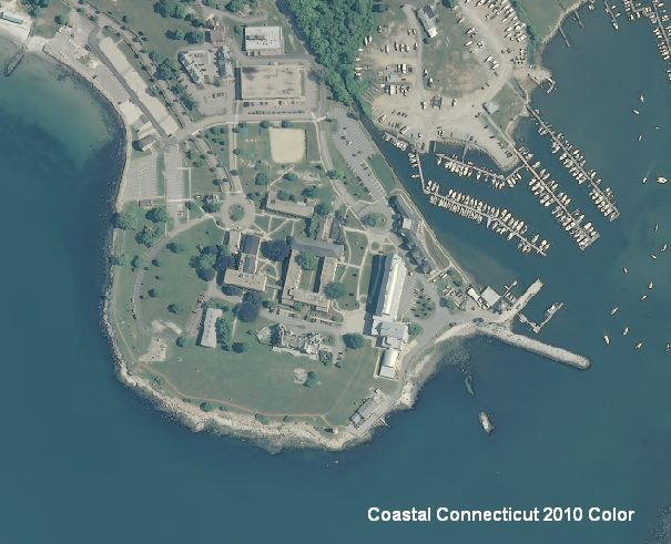 Example of 2010 Coastal Orthophotography